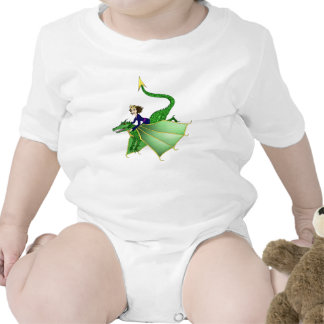 Dragon Princess Infant Shirt, 6-24 months