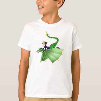 Dragon Princess T-shirt, ages 2 and up, unisex T-Shirt