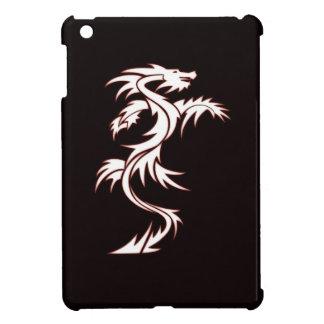 Dragón que brilla intensamente iPad mini cárcasa