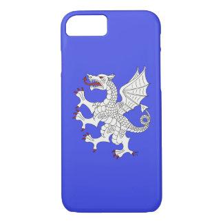 Dragon Rampant Argent iPhone 8/7 Case