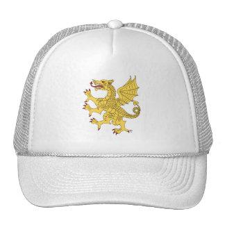 Dragon Rampant (Gold) Hat