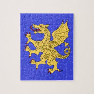 Dragon Rampant (Gold) Puzzle