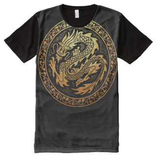 dragon real All-Over-Print T-Shirt