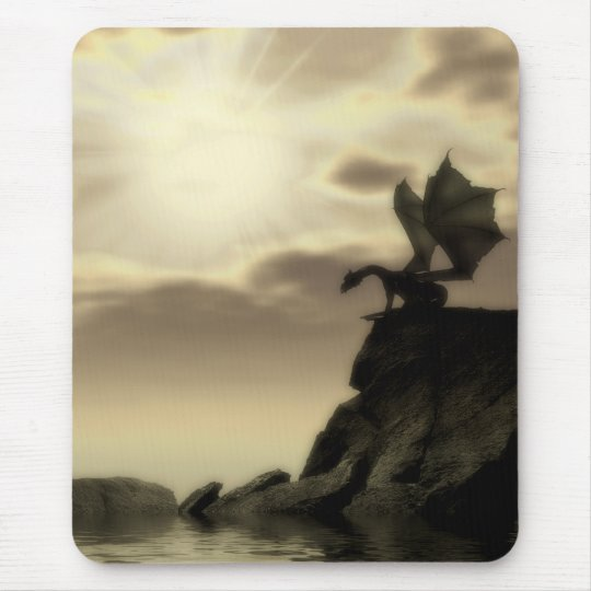 Dragon Realm Mousepad