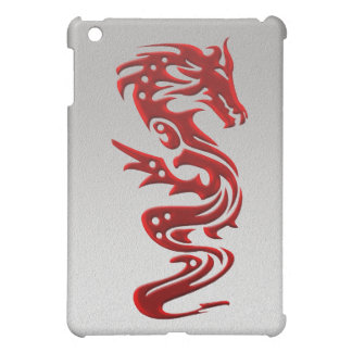 Dragon red cover for the iPad mini