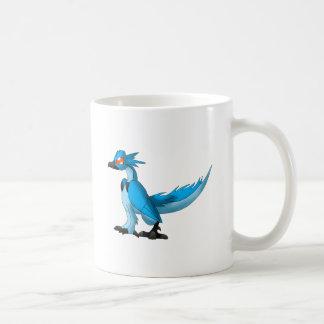 Dragon/Reptilian Bird Hybrid Mug