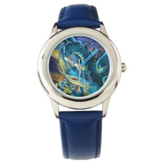 Dragon Rider and Sorcerer Wrist Watch