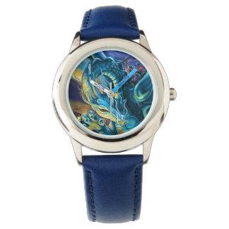 Dragon Rider and Sorcerer Wrist Watch