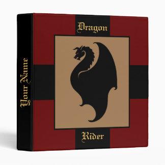 Dragon Rider Back to School Avery Binder