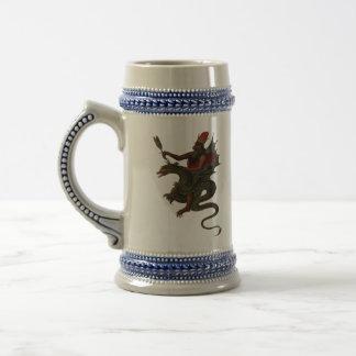 Dragon Rider Beer Stein