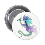 dragon rider fairy pinback buttons