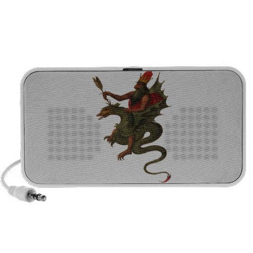 Dragon Rider Portable Speaker