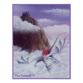 Dragon Rider Print