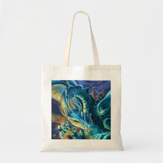 Dragon Rider Tote Bag