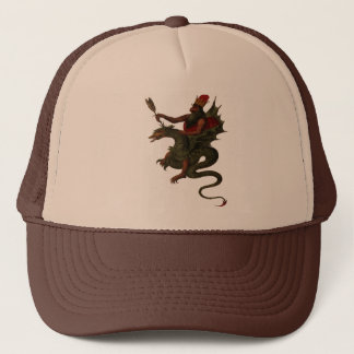 Dragon Rider Trucker Hat