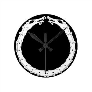Dragon Ring wall clock