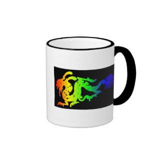 Dragon Ringer Coffee Mug