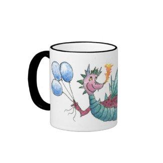 Dragon Ringer Mug mug