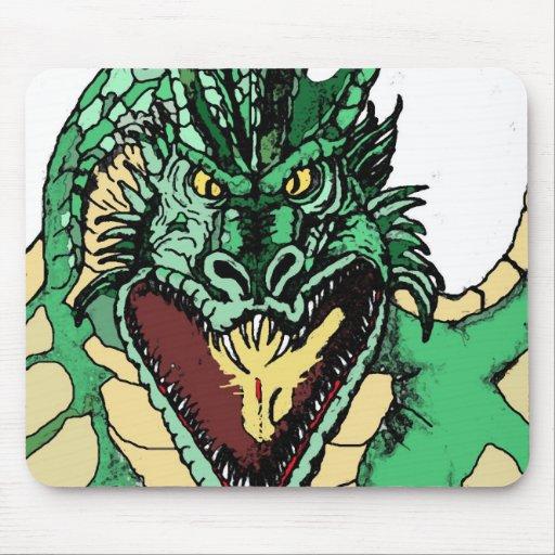 dragón roar_edited-1 alfombrilla de ratones