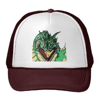 dragon roar_edited-1 trucker hat