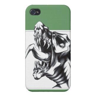 Dragon Roar iPhone 4 Cover
