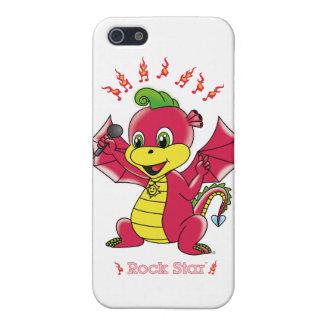 Dragon Rockstar™ Case For iPhone SE/5/5s