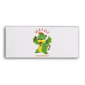 Dragon Rockstar™ Envelopes