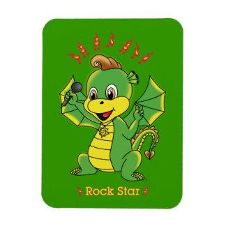 Dragon Rockstar™ Flexible Magnets