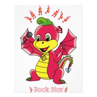 Dragon Rockstar™ Flyers