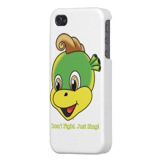 Dragón Rockstar™ iPhone 4 Cárcasas
