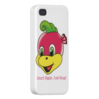 Dragón Rockstar™ iPhone 4 Protectores