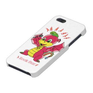 Dragon Rockstar™ iPhone SE/5/5s Cover