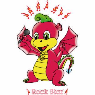 Dragon Rockstar™ Photo Sculpture