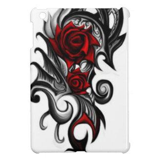 dragon rose iPad mini cover