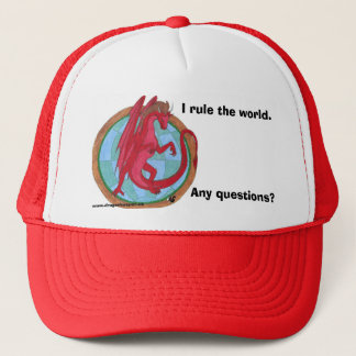 Dragon rules hat