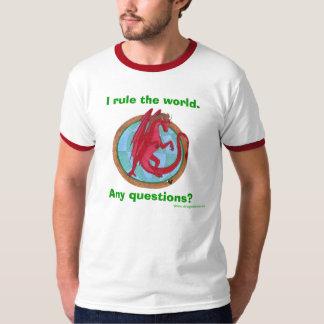 Dragon Rules! T-Shirt