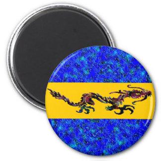 Dragon Run Collection Fridge Magnet