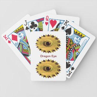 DRAGON s Eye - Golden Chinese Art Card Decks