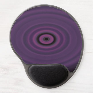 Dragon's Eye Purple Gel Mouse Pad