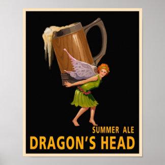Dragon s Head Print