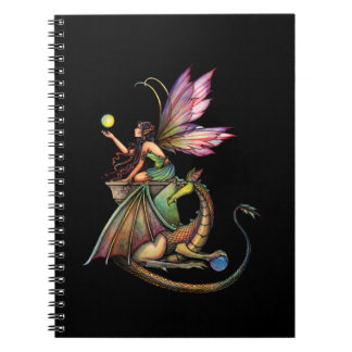Dragon s Orbs Fairy and Dragon Notebook