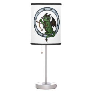 Dragon Sagittarius Zodiac lamp