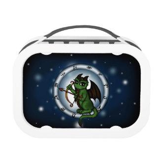 Dragon Sagittarius Zodiac lunch box