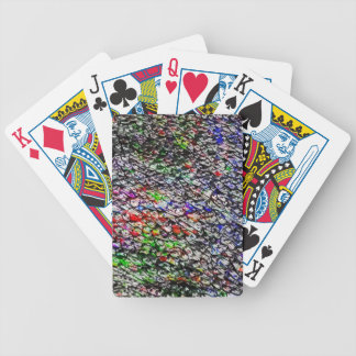Dragon Scale Bicycle Playing Cards
