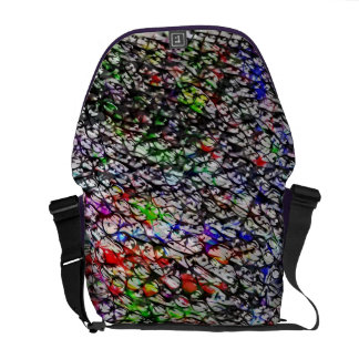 Dragon Scale Messenger Bags