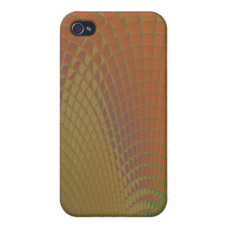 Dragon Scales Abstract Pern Covers For iPhone 4