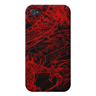 Dragon scales case for iPhone 4