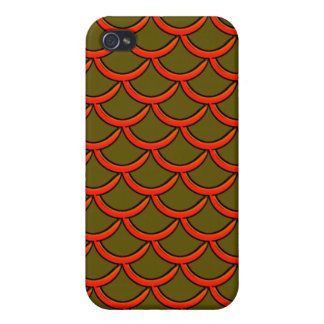 Dragon Scales  iPhone 4 Cover