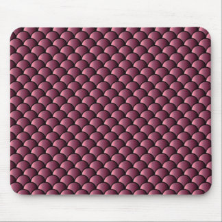 Dragon Scales Pattern Mouse Pads