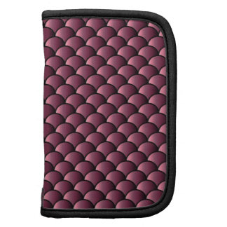 Dragon Scales Pattern Folio Planners
